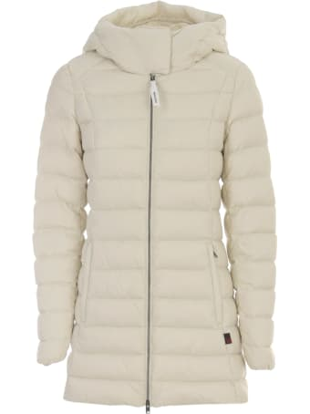 Woolrich `s Eco Hooded Jacket