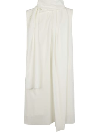 Alexander McQueen Sleeveless Plain Dress
