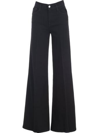 Frame Jeans Flared High Waist