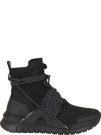 Balmain Sneaker B Troop Multilace-knit
