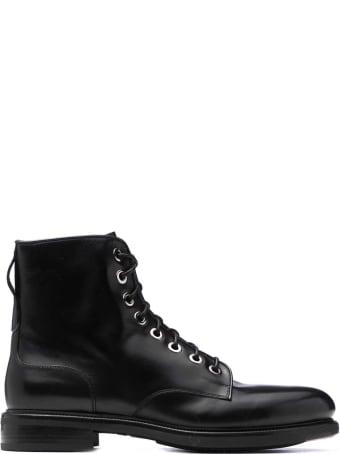 Santoni Santoni 1^ Linea Combat Boots