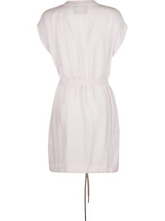 Iceberg Pink Cotton Dress