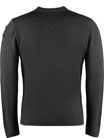 Parajumpers Crew-neck Wool Sweater