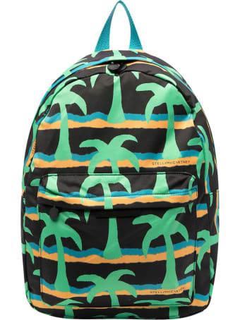 Stella McCartney Kids Black Backpack