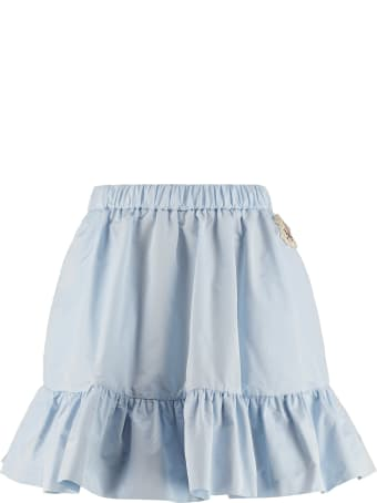 Moncler Genius Technical Fabric Mini-skirt