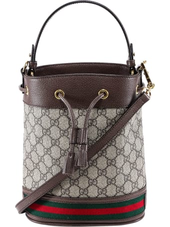 Gucci Ophidia Gg Bucket Bag Small