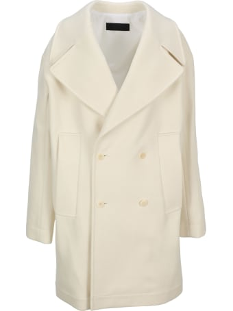 Haider Ackermann Caban Coat