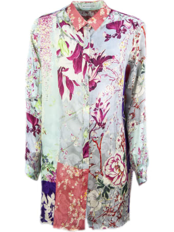 Etro Jacquard Fabric Shirt