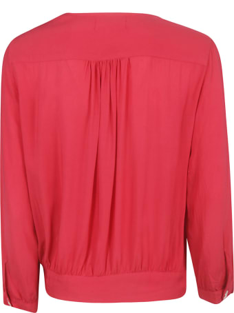 Velvet Lottie V-neck Blouse