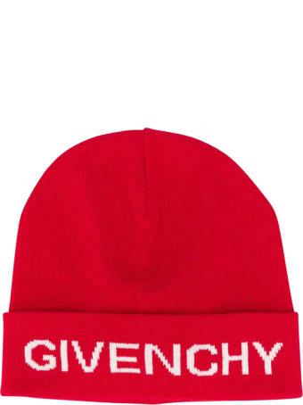 Givenchy Red Cap