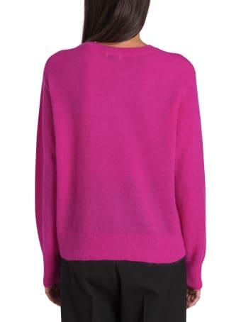 Dries Van Noten Alpaca And Mohair Sweater