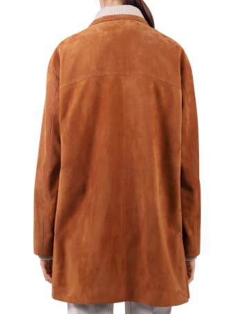 Loro Piana Brown Jacket