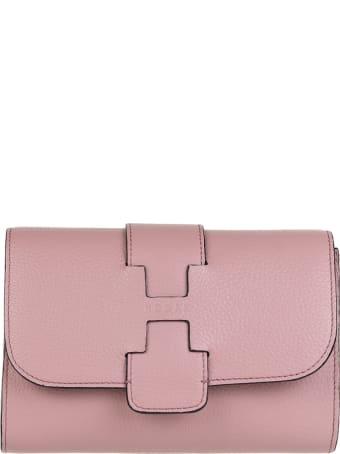 Hogan Small Pink Shoulder Bag