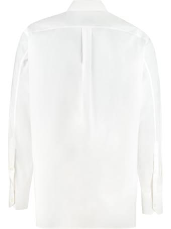 Valentino Printed Cotton Shirt