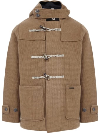Bark Duffle Coat