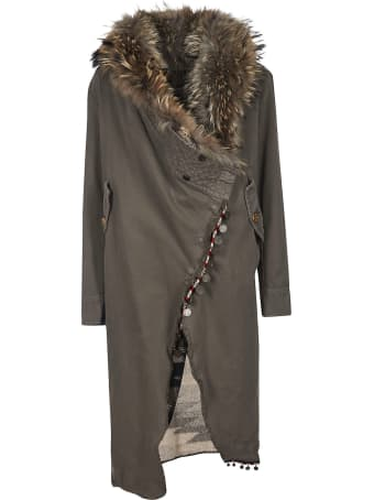 Bazar Deluxe Faux Fur Coat