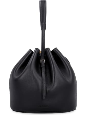 Jil Sander Leather Mini Bucket-bag