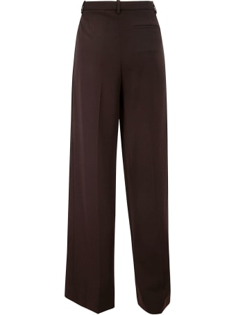 Theory Wide Trousers