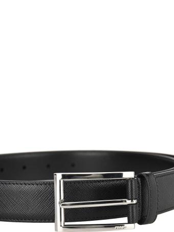Prada Classic Buckled Belt