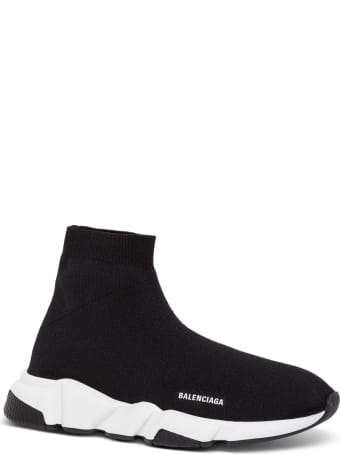 Balenciaga Speed Sneakers With Logo