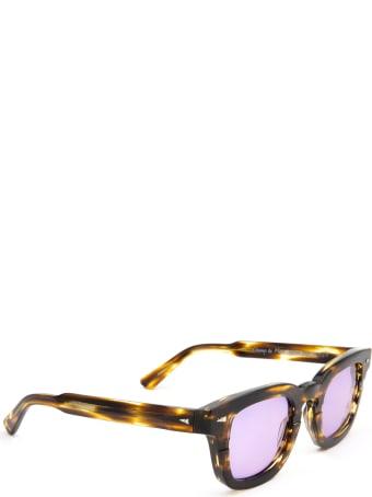 AHLEM Ahlem Champ De Mars Yellow Lines Sunglasses