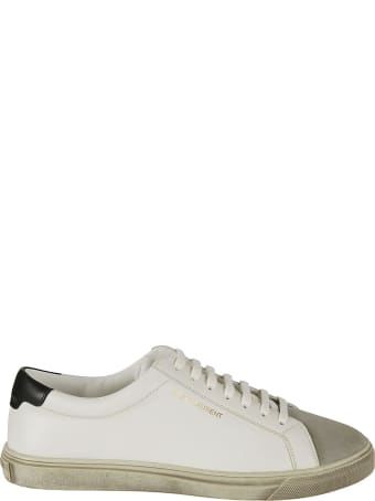 Saint Laurent Andy Low Top Age Sneakers