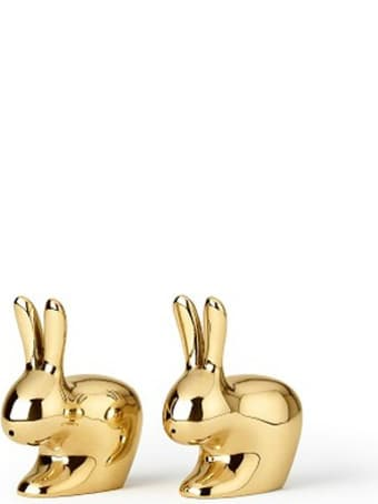 Ghidini 1961 Rabbit - Salt & Pepper High Brass