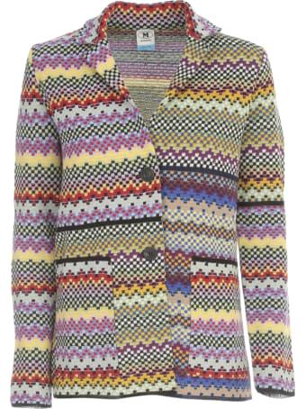 M Missoni Flared Jacket W/pockets