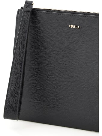 Furla Babylon S Leather Pouch