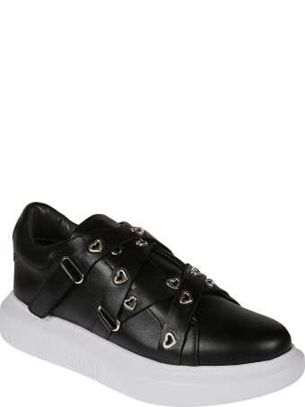 Love Moschino Strapped Sneakers