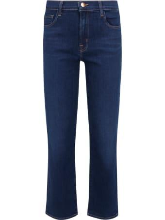 J Brand Adele Mid Rise Jeans