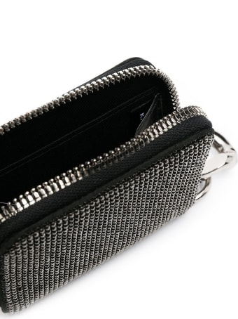 Kara Crystal Crossbody Wallet