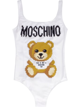 Moschino Moschino X The Sims One-piece Swimsuit