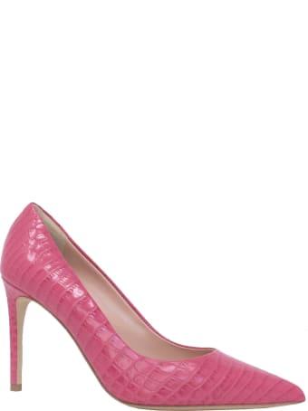 Ninalilou 301515lv Coco Print Pink Pumps