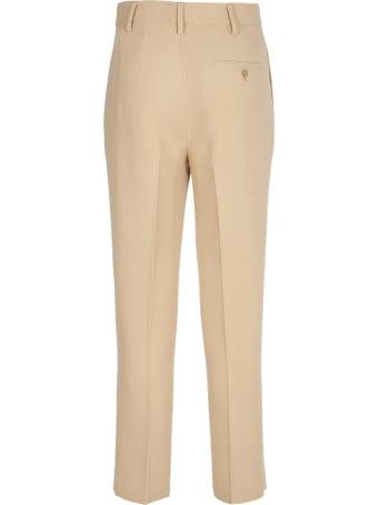 Forte_Forte Beige Trousers