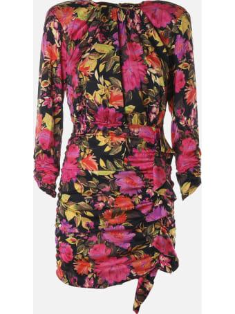 For Love & Lemons Dakota Short Dress