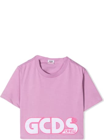 GCDS Mini T-shirt With Embroidery