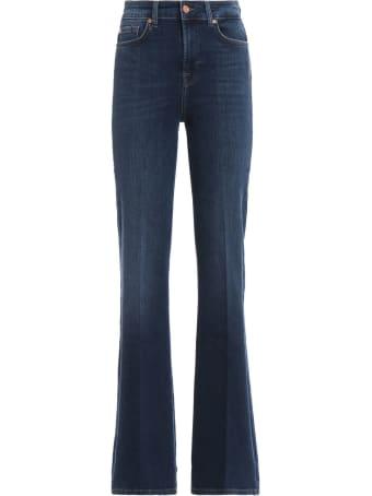 7 For All Mankind Lisha Slim Jeans