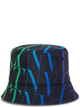 Valentino Garavani Buket Vltn Multicolor Hat