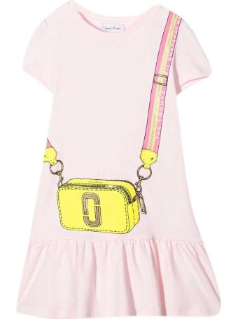Little Marc Jacobs Teen Dress With Press