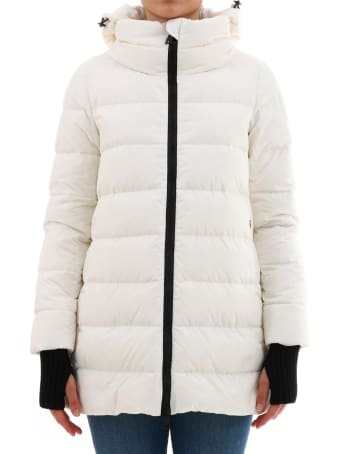 Herno White Down Jacket