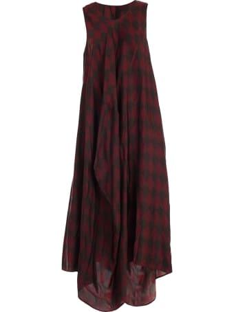 Uma Wang Dress W/s Over Asymmetric