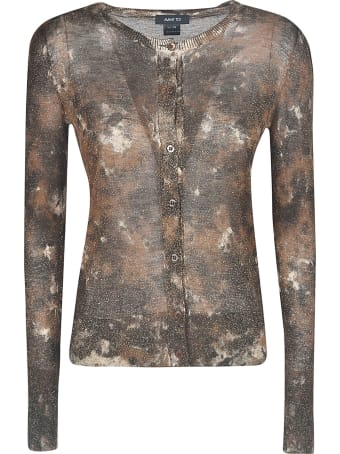 Avant Toi All-over Printed Cardigan