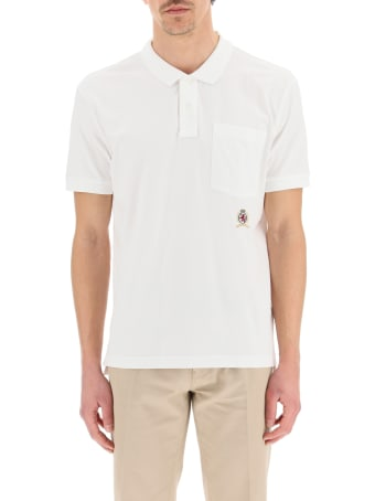 Tommy Hilfiger Polo Shirt With Logo Embroidery