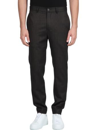 Mauro Grifoni Striped Pant