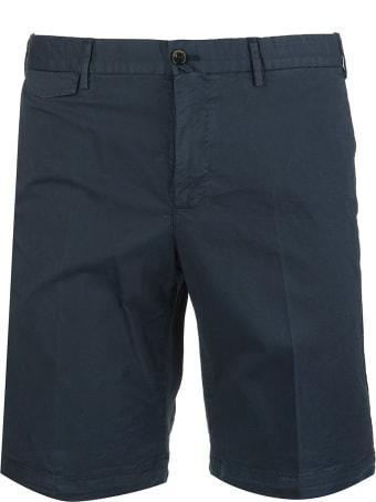 PT Bermuda Man Navy Blue Bermuda Shorts