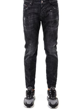 Dsquared2 Run Dan Jean Jeans