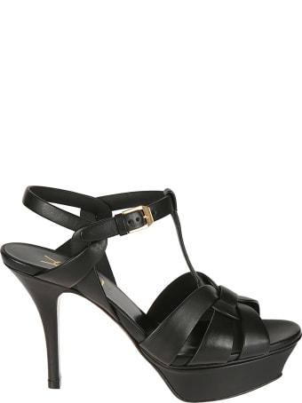 Saint Laurent Maine Sandals