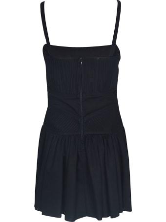 Giovanni Bedin Short Back Zipped Dress