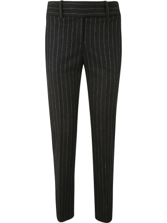 Ermanno Scervino Striped Trousers